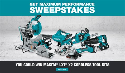 Stihldealers Com Sweepstakes - makita cordless and corded power tools power equipment pneumatics accessories