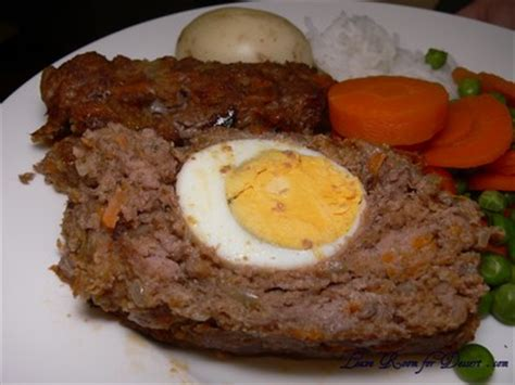 meatloaf with hidden boiled egg cooking class 7 171 leave room for dessert