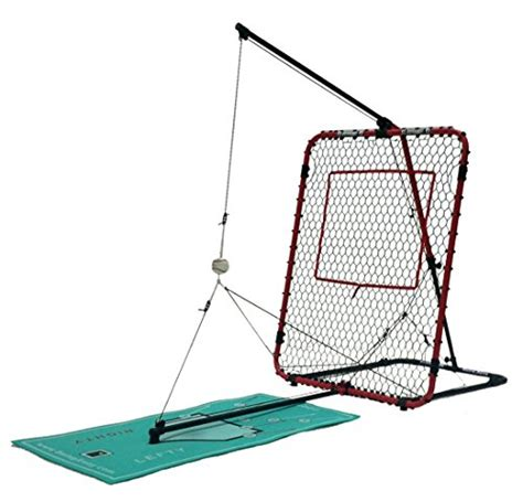 swing away batting trainer swingaway mvp hitting trainer all baseball equipment needs
