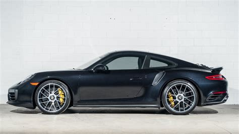 2017 black porsche 911 turbo dealer inventory 2017 porsche 911 turbo s coupe jet black