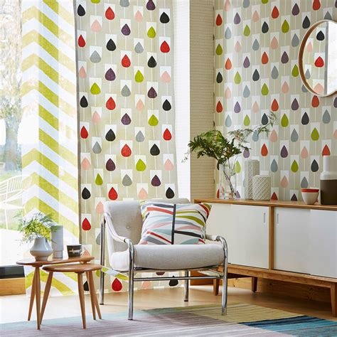 Funky Living Room Wallpaper by Style Library The Premier Destination For Stylish And
