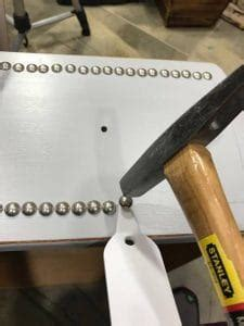 Upholstery Nail Spacer by Upholstery Tacks To Make Your Furniture Extraordinary