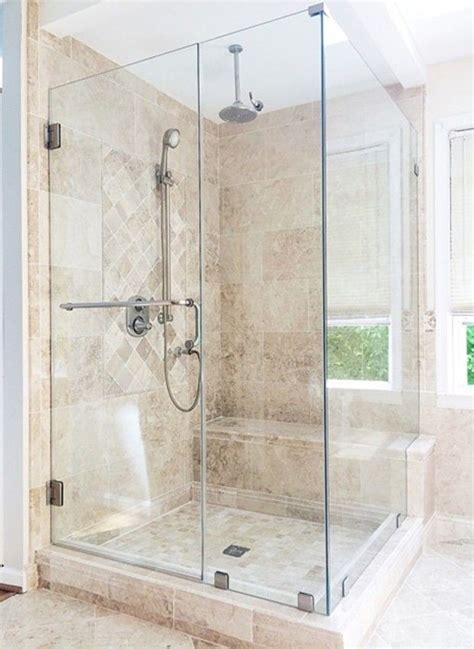 Small Walk In Shower Enclosures 1000 Images About Walk In Shower Small Bathroom On