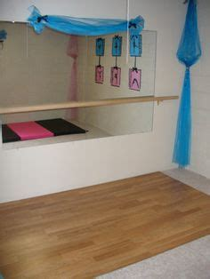 Small For Home Practice 1000 Ideas About Ballet Bar On Ballet Room