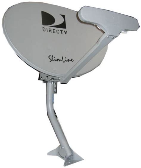 directv slspf slim line dish antenna to be used to up high definition local channel