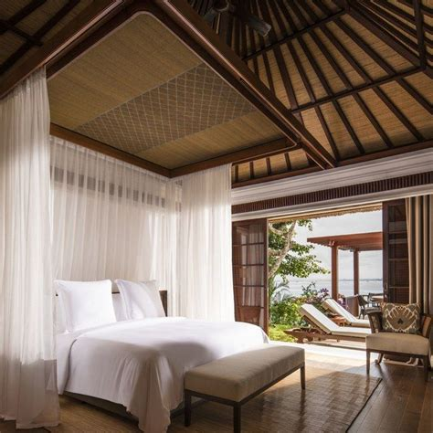 balinese bedroom design the luxurious four seasons resort bali gets a chic