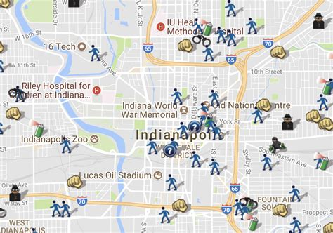 crime map indianapolis spotcrime the s crime map