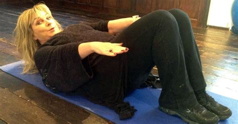 Cheap Detox Retreats Europe by Ab Fab Helen Lederer Battled The Flab At Detox