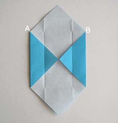 How Do You Make An Origami Box - easy origami box how to make a simple