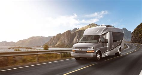 libero rv libero past models leisure travel vans