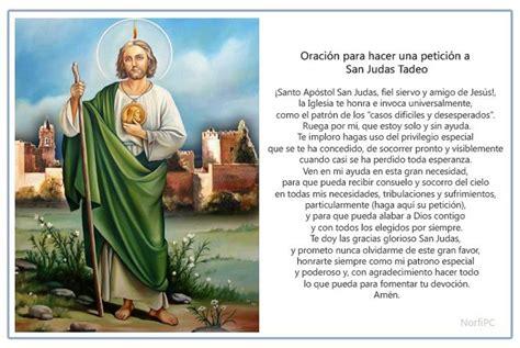 oraciones a san judas tadeo la oracion hace bien al alma y al espiritu silvia