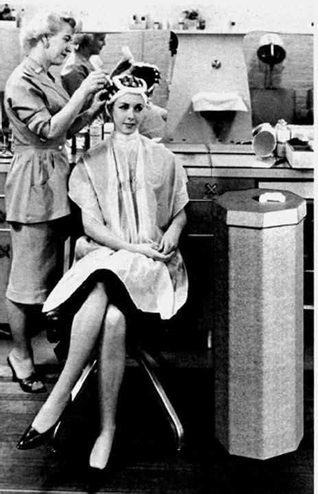 Beauty shop | Vintage hair salons, Vintage hairstyles