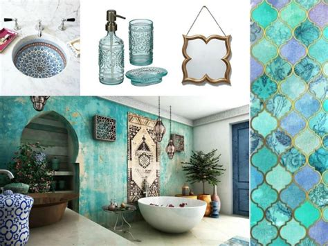 moroccan style decor in your home mood board moroccan style in interior design modern