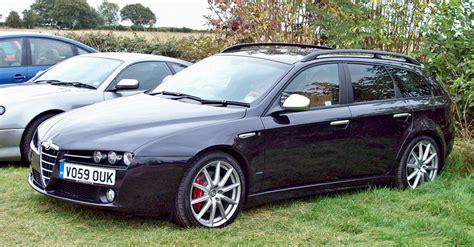 Alfa Romeo 159 Sportwagon by Alfa Romeo 159 Sportwagon 2 4 Jtd Ti
