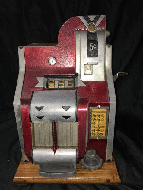 mills red front qt slot machine gameroom show