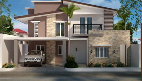 residential home design pictures two storey residential house home design