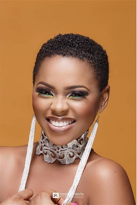 show nigerian celebrity hair styles chidinma is quot bubbly quot in new photos bellanaija