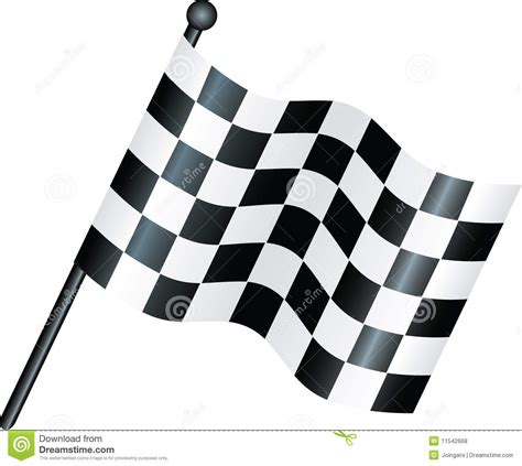 Chequered Flag Royalty Free Stock Photos   Image: 11542668