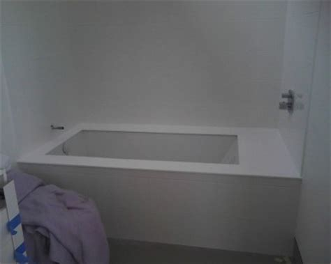 Corian Bathtub Surrounds by Projects The Countertop Inc