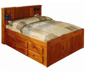 captains bed with bookcase headboard ridgeline size bookcase captains bed bed frames