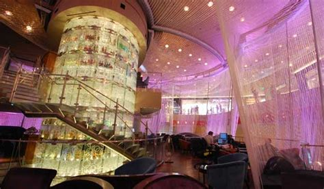 Source Award Winner The Chandelier Bar At The Cosmopolitan The Chandelier Bar Las Vegas
