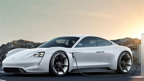 Porsche Electric Car by 2020 Porsche Taycan Electric Car Takes Aim At Tesla