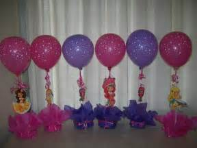Centros de mesa globo para fiestas infantiles personalidos bsf