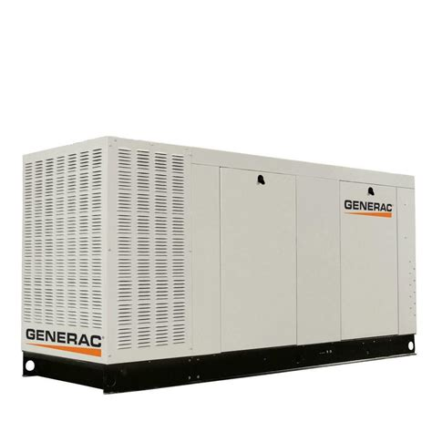 generac 130 000 watt liquid cooled standby generator