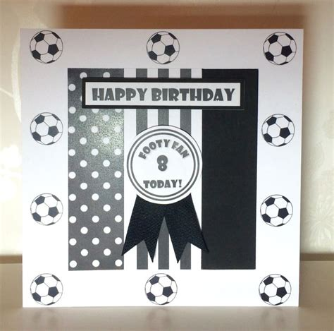 Handmade Football Cards - 410 best card images on