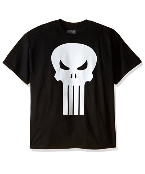 T Shirt Punisher Logo punisher shirt with logo in black color