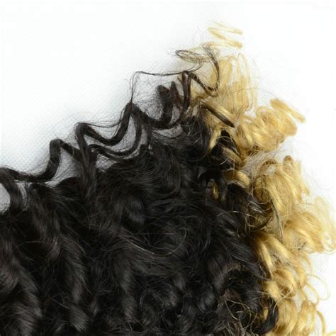curly fusion hair extensions curly nail tip keratin fusion hair extensions in two tones