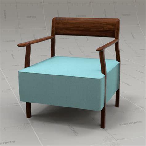 Bddw Furniture by Bddw Berin Chair 3d Model Formfonts 3d Models Textures