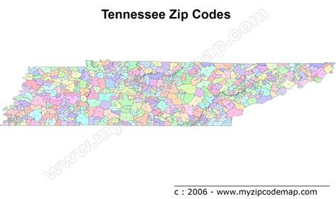 map usa states cities zip codes tennessee zip code maps free tennessee zip code maps