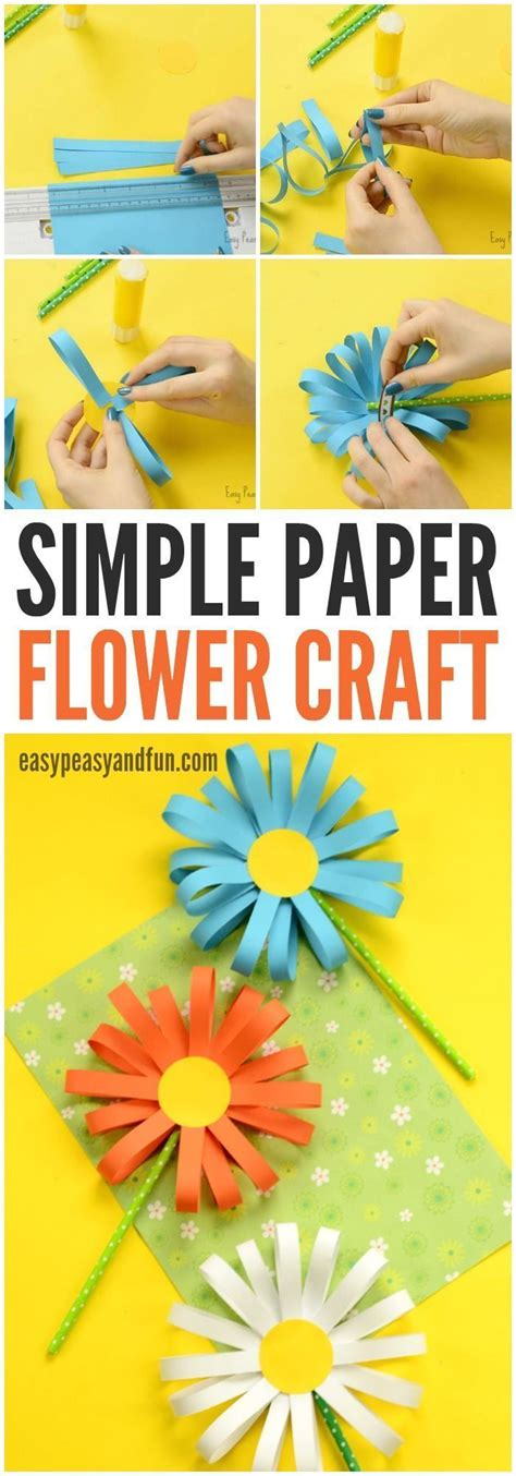 Floral Craft Paper - paper flower craft flower crafts flower and craft