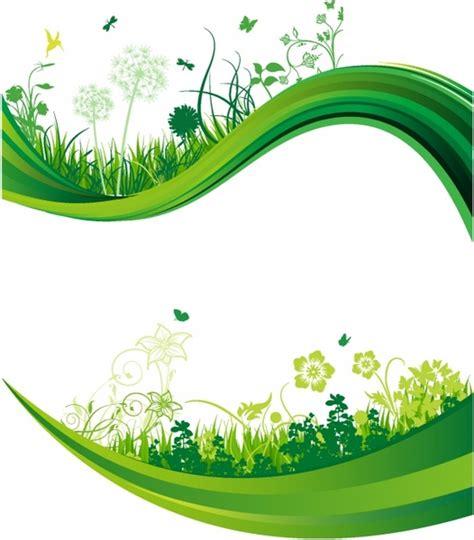 design banner green green banners free vector in adobe illustrator ai ai