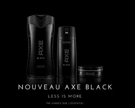 Parfum Axe Black Terbaru cagne tv axe se concentre sur