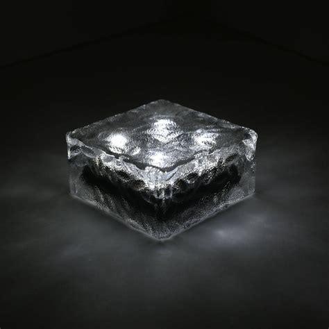 brick for lights lights solar solar landscape frosted glass solar