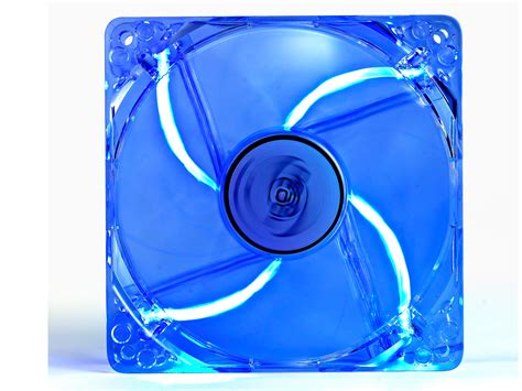 Deepcool Xfan 12cm Led Blue deepcool ventilador 12cm transparente led azul