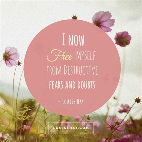 Healing L by Daily Affirmations Positive Quotes From Louise Hay