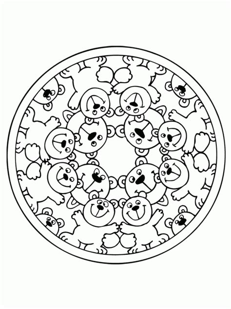 mandala coloring pages winter winter mandala coloring pages coloring home