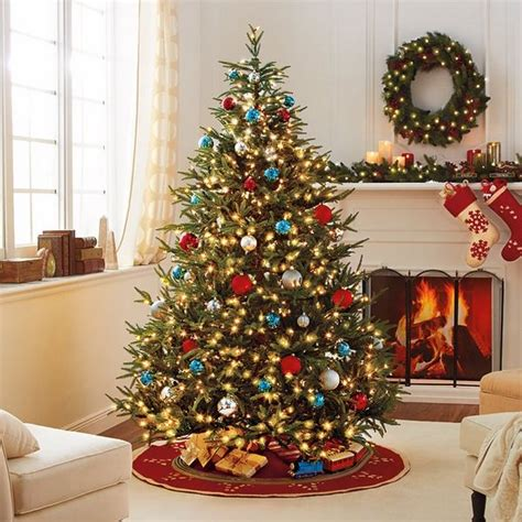 17 best ideas about best artificial christmas trees on