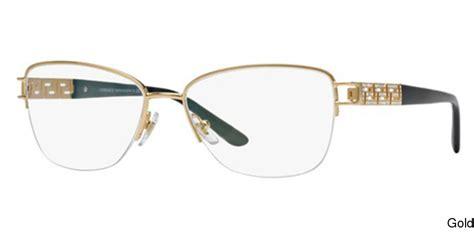my rx glasses resource versace ve1220b semi