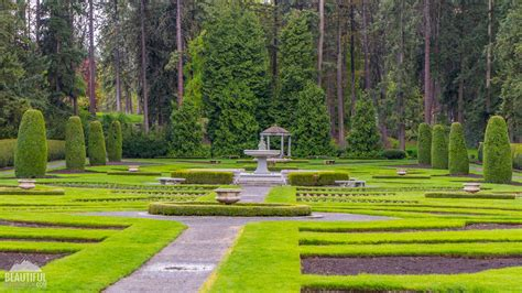 Manito Park And Botanical Gardens by Manito Park And Botanical Gardens