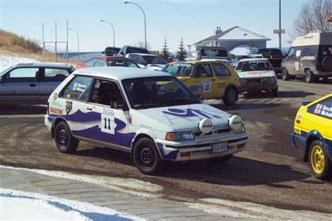 subaru justy rally subaru justy need recruits old gen 80 s gl dl