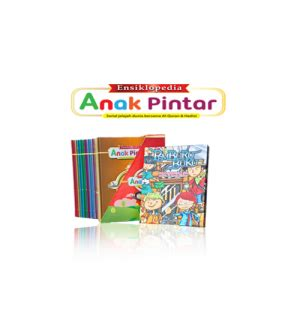 Mainan Edukatif Tangga Bulat ensiklopedi anak pintar arisa shop