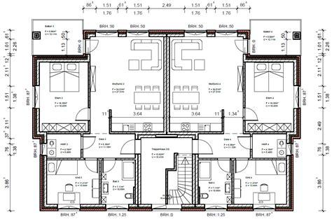 5 familienhaus grundriss neubauwohnungen in zentraler lage weener conceptum