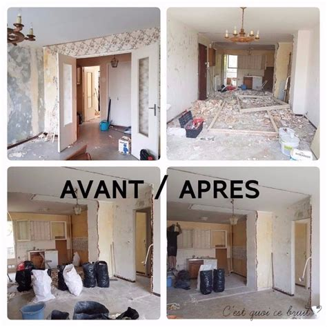 Renovation Maison Avant Apres Travaux 4084 by On A Repeint La Cuisine Au Masqu Carrelage Avant Apr 232 S