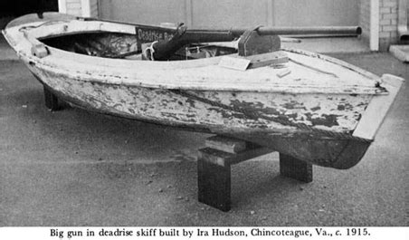 small boat used by wildfowlers punt guns world waterfowl forums