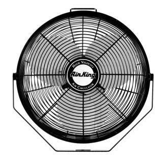 king of fans floor fan air circulators fans build com shop floor wall box