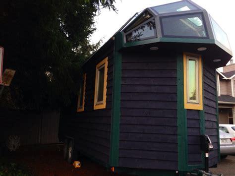 where to buy a tiny house on wheels aluminum tiny house on wheels with sliding loft glass loft
